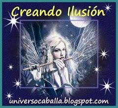 """PREMIO """"CREANDO ILUSION"""".Me ha sido concedido por Margarida del blog """"El món de la cuina""""."""
