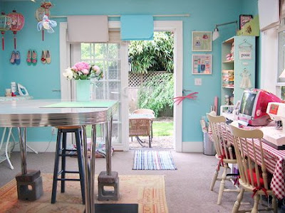 Deb 39 S Country Crafts Craft Room Inspiration