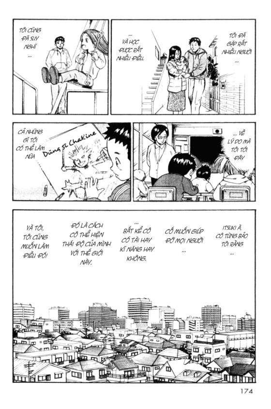 Togari chap 68 – Final Trang 13 - Mangak.info