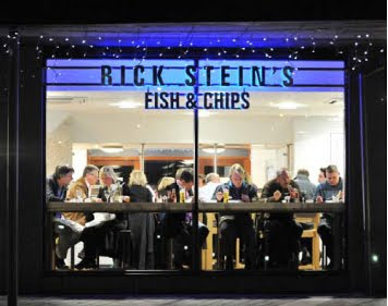 Stein's Fish and Chips in Falmouth