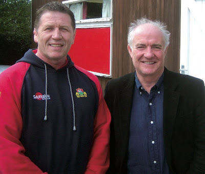 Rick Stein and Dave Penberthy