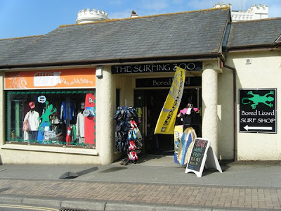 Cornwall Surf Shop
