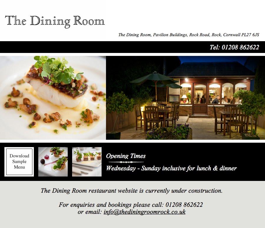 Http Designincornwall Blogspot Com 2010 12 Website Design For Fine Dining In Rock Html