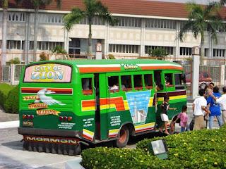 Mormon Jeepney