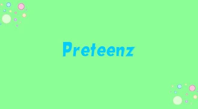 Pre Teenz