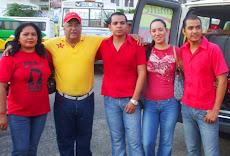CCM PRESENTE EN EL REGISTRO DEL CANDIDATO LUIS WALTON ABURTO A LA ALCALDIA MUNICIPAL