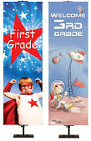 kids ministry banners from praisebanners