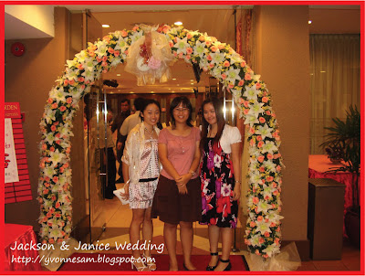 Jackson janice wedding a moment like this at night we went to emperor garden kepong for the wedding dinner junglespirit Choice Image