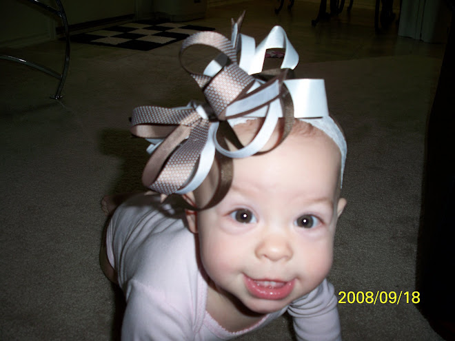 The Bow Mommy Made Me!