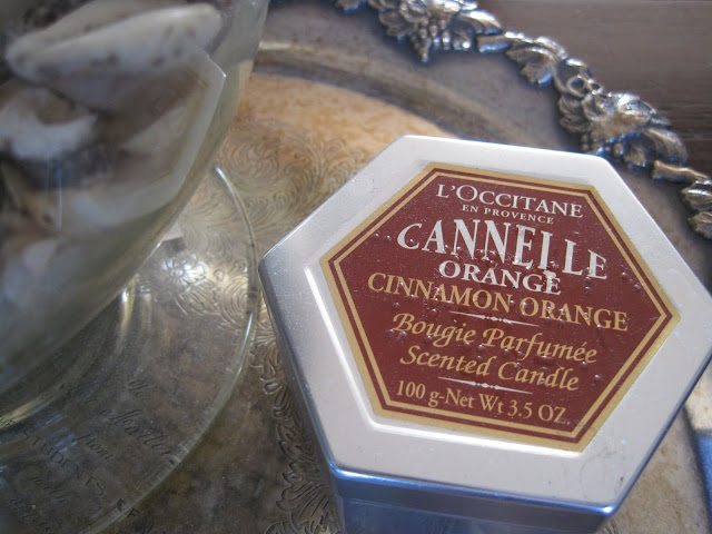 Lady Grey Tea, Sense of Smell, L'Occitane Cannelle Candle image