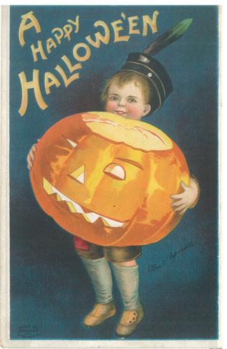 Tuesday Tune, Halloween, Natasha in Oz