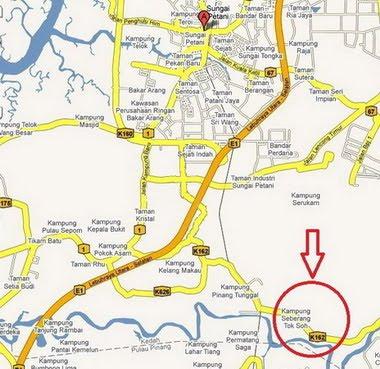 Kampung Seberang Tok Soh