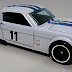 65 Mustang Fastback Hot Wheels