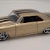 66 Chevy Nova Hot Wheels