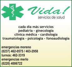 vida - servicios de salud