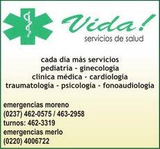 vida - servicios de salud