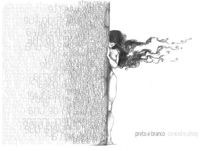 Preto e Branco Poesia | Lilian Vereza