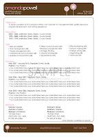 funky cv templates