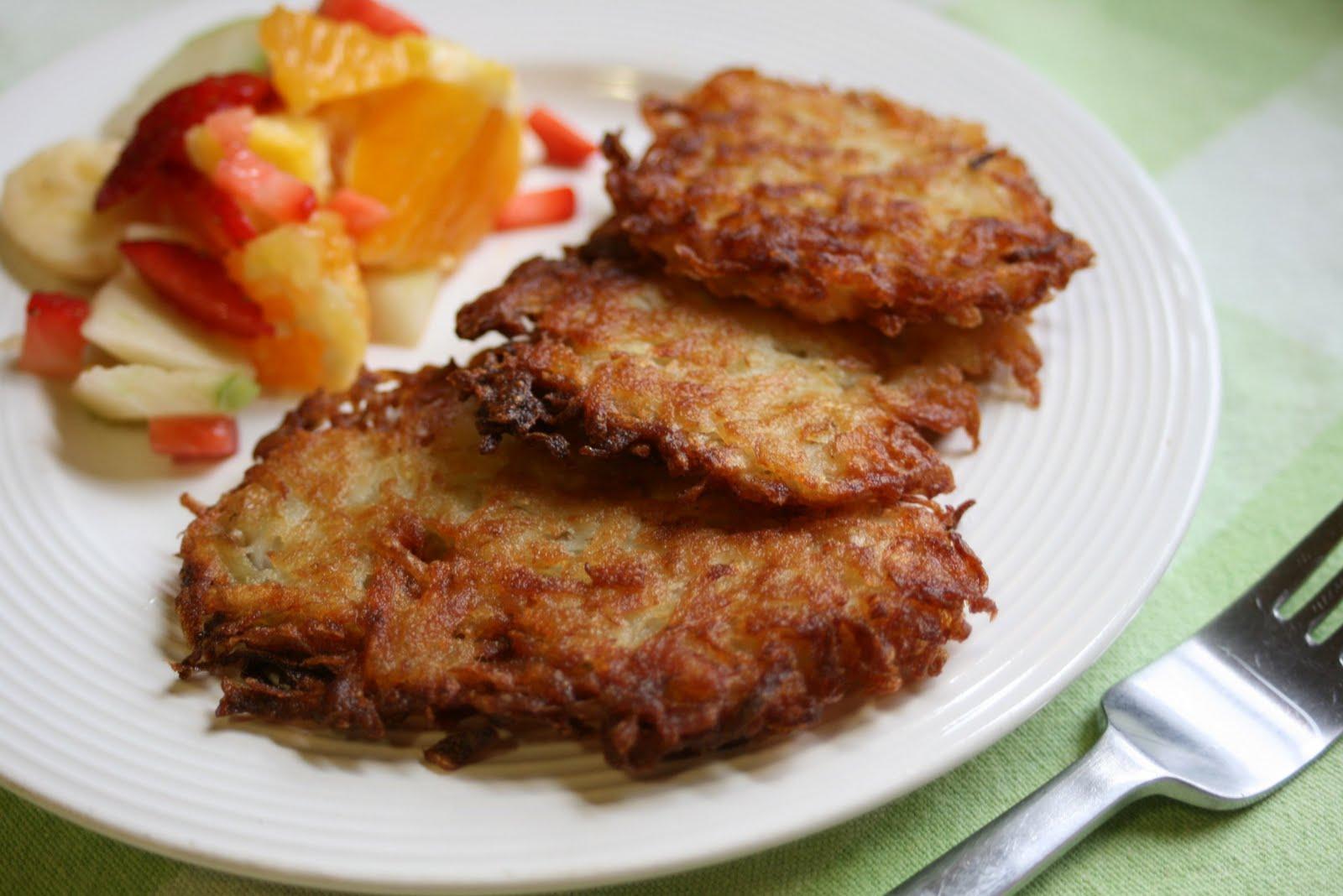 Диетические драники картофельные рецепт