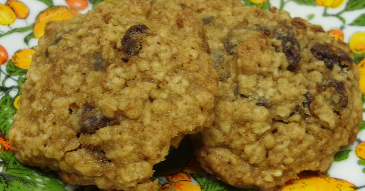 Eat The Blog Buttermilk Oatmeal Cookies