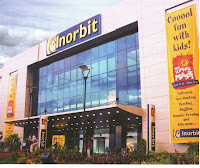 Actual Location Shot of the Inorbit Retail Mall, Mumbai