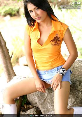 Asian4U sexy model Aida pics