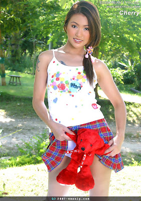 Asian4U Sexy model Cherry Chen pics