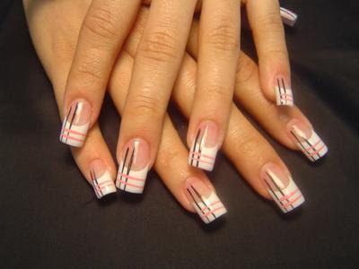 El negro, un color marginal en los esmaltes de uñas, debe reservarse ...