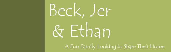 Beck and Jer: Growing a Family