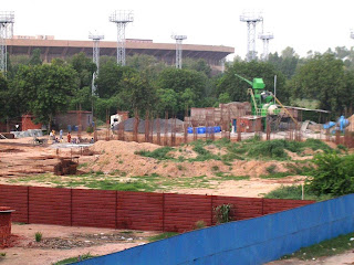 Developments for 2010 Commonwealth Games