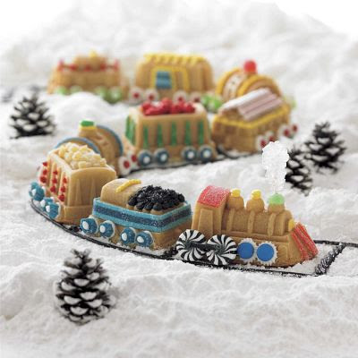 Nordic Ware Butterly Cake Pan Decorations