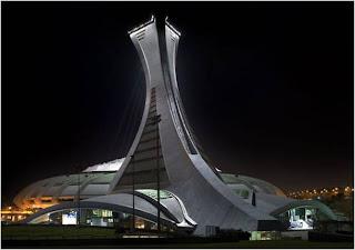 Olympic Stadium(Montreal, Quebec, Canada)