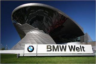 BMW Welt (Munich, Germany)