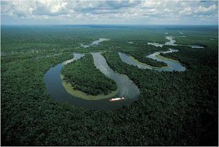 Fotos do Rio Amazonas, Brasil