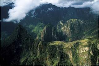Território Inca de Machu Picchu - Peru