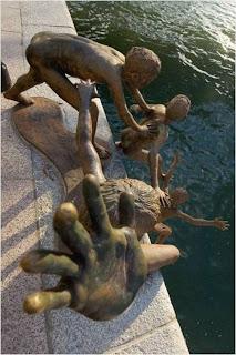 Escultura em Singapura