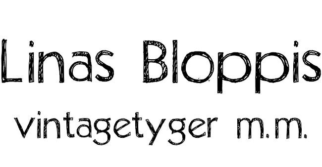 Linas bloppis- Vintagetyger m.m.