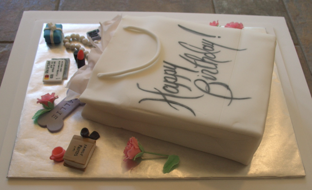 Design Bake Share Birthday Cake