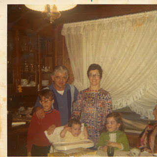 The Hess family early 1970s