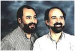 EDUARDO LARBANOIS Y MARIO CARRERO
