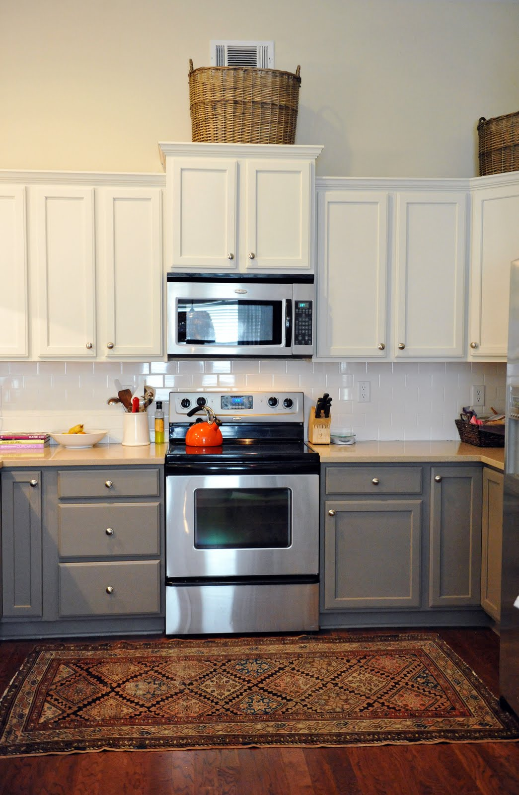 wedded whittaker: Kitchen Cabinets