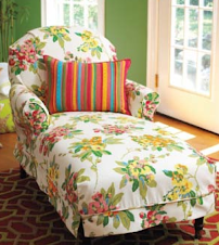 The next best thing to your bed... A Chaise!