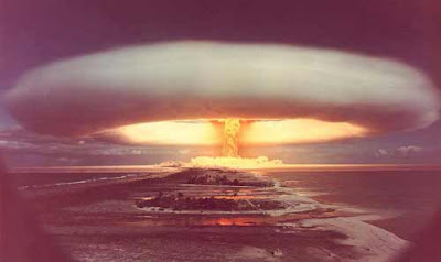 NuclearBomb Ledakan Bom Terbesar Didunia