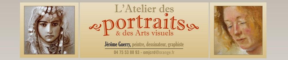 L'Atelier des Portraits Jérôme GUERRY