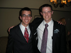 Elder Parry and Elder Sommerfeldt