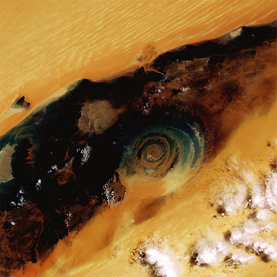 Mauritania on Richat Structure   Eye Of Africa  Mauritania   Holiday 4 U