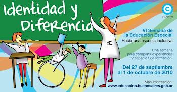 Semana de la inclusión educativa