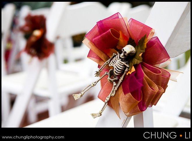 Halloween Wedding san pablo san francisco