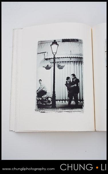 himalayan contemporary wedding album coffeebook