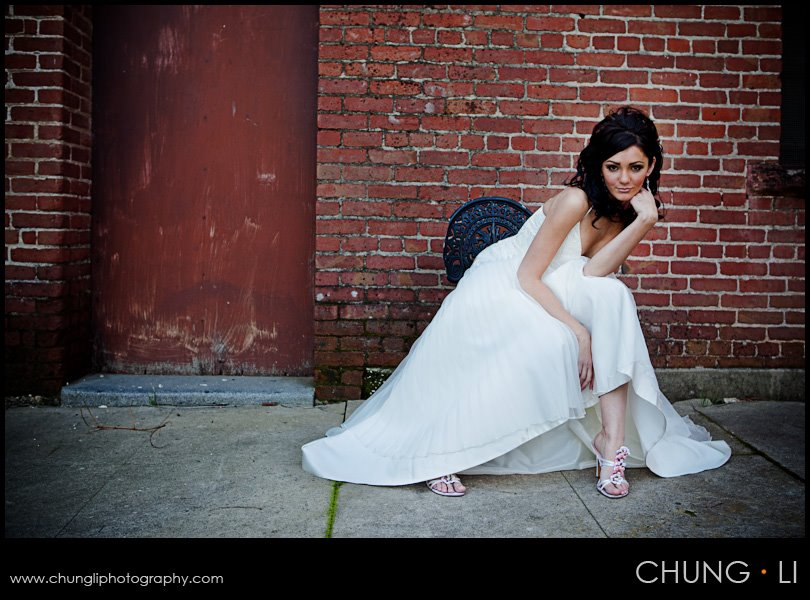 chung li wedding bridal photography sacramento san francisco